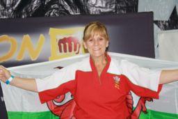 Carol Davies - World Championships 2011 (Bronze)